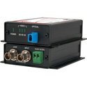 Artel FiberLink 3350-B7S 3G/HD/SD-SDI One Fiber Optic SM and MM Box with ST Connectors - Transmitter