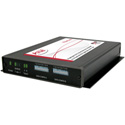 Artel FiberLink 3370-B7S 1310nm SM 3G-HD/Two RS Data & 10/100 Base-T Ethernet Fiber Box with ST Connectors - Transmitter