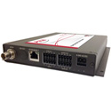 CSI 3390-B7S SDI Flex: One Way 3G/HD/SD-SDI - SM/1 Fiber/Tx/Box/ST