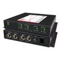 Artel FiberLink 3518-B9L Singlemode 4-CH Bidirectional 3G-HD with 4K/UHD-30 Supp