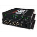 Artel FiberLink 3519-B9S Singlemode 4-CH Bidirectional 3G-HD with 4K/UHD-30 Supp