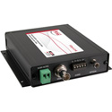 Artel FiberLink 3620A-B7S 1310nm SM and MM Composite Video & 2-Channel Audio Box with ST Connectors - Transmitter