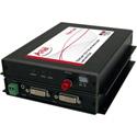 Artel FiberLink 7514-B1S 850nm Multimode DVI & 3.5mm Stereo Audio Fiber Box with
