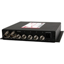Artel FiberLink 8203-BS777 3G/HD/SD-SDI 1310nm ST Fiber Optic Distributor 3 Outp
