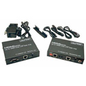 Cabletronix CT-Hdbaset-300B Extender Which Utilizes a Single Cat5E/6 Cable