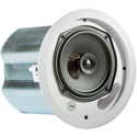 JBL CONTROL 16C/T Two-Way 165mm Co-Axial Ceiling Loudspeaker - White - Single Speaker Only