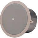 JBL Control 24CT 4in Two-Way Vented Ceiling Speaker with Transformer - Single Speaker