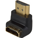 HDMI Port Saver (Male to Female) - 90 Degree