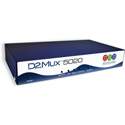 D2D Technologies D2Mux 5020 Series HD/SD MPEG ASI Multiplexer