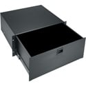 Middle Atlantic D4 4-Space Anodized Rack Drawer