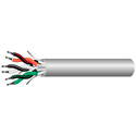 West Penn D430 - 2 Pr. 22AWG Shielded  Pro Audio Cable - Per ft - Gray