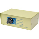 DB25 Female A/B/C/D Switch Box