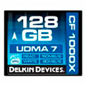 Delkin DDCF1050-128GB 128GB CF1050X Cinema CompactFlash Memory Card