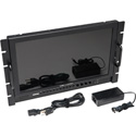 Delvcam DELV-3GHD-17RM 17.3-Inch High Resolution 3G-SDI - HDMI Rackmount LCD Monitor B-Stock (No Packaging)