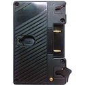 Delvcam Anton Bauer Battery Plate for Camera Top Monitors