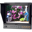 Delvcam 9.7in Dual Input HDMI Monitor With Advanced Function - With Case - Bstock (Used)