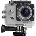 Delvcam SPORTSCAM-1 1080P Action Sports POV Camera with Wi-Fi and Accessories