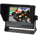 Delvcam DELV-WFORM-7 7 Inch Camera-top SDI Monitor with Video Waveform - B-Stock - (Used but Fully Functional)