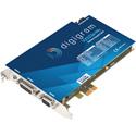 Digigram MicVX222HR/e 1 Mono Mic Input with 48V Phantom Power Supply and Analog Compressor-Limiter-Expander