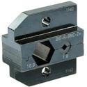 Neutrik DIE-R-BNC-ZPLUS Crimp Tool Die for HX-R-BNC with Hex Crimp Size A (10.0mm) CP (1.8mm)