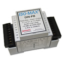 Jensen DIN-PB Two Channel Universal Line Isolator