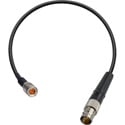 3G SDI DIN1.0/2.3 to BNC-F Video Adapter Cable w/Belden 179DT 1 Ft