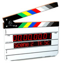 Denecke TS-TCB 800 LED Matrix Time Code Slate