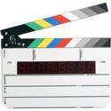 Denecke TS-3C Time Code Slate with Color Sticks (Non-Backlit)