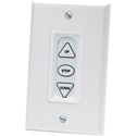 Da-Lite 40975 3 Button Low Voltage Control Switch
