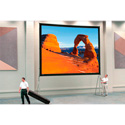 Da-Lite 88639HD 10x10 Ft. Fast-Fold Deluxe Screen System - Da-Tex