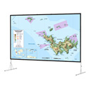 Da-Lite 88693 - Fast-Fold Deluxe Screen System (83 x 144in)