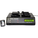 Dolgin Engineering TC400 Four Position Battery Charger for Sony NP-FW50 Batteries Compatible with Non-OEM batteries