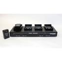 Dolgin TC40-NIK-EL20 Four-Position Battery Charger for Nikon EL20 Batteries