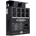 American DJ DP-DMX20L 4 Channel DMX Dimmer Pack