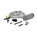 DPA 4017B-R Shotgun Microphone with Rycote Windshield