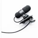 DPA 4080-B10 d:screet Miniature Cardioid Microphone Lavalier - TA4F Shure - Black