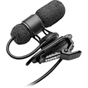 DPA 4080-BM d:screet Mini 4080 Miniature Cardioid Lavalier Microphone with a Microdot Termination - Black