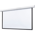 Draper 116004 84x84 Inch Matte White XT1000E Targa Electric Projection Screen - 110V