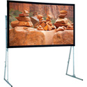 Draper 241078 Ultimate Folding Screen with Standard Legs/ 106 Inch/ HDTV/ CineFlex CH1200V