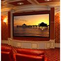 Draper 252139 31.75x56.5 Inch 16:9 HDTV Format M1300 Clarion Screen