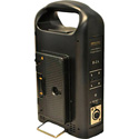 Dracast BC-DCH-2A Gold Mount Dual Battery Charger