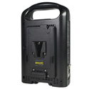 Dracast BC-DCH-2V V-Mount Dual Battery Charger