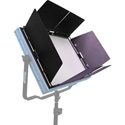 Dracast DRBD2000 Barndoors for LED2000 (Pro Series / Studio Series / Plus Series & Surface Series)