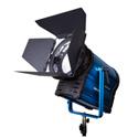 Dracast DRPLFL5000B LED5000 Bi-Color LED Fresnel Plus with DMX Control Plates