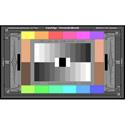 DSC Labs JW22-CDM12-Plus-4R ChromaDuMonde 12-Plus-4 with Resolution CamAlign Chip Chart - Junior 17 x 10