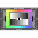 DSC Labs SRW24-CDM24R ChromaDuMonde 24 Color Correction Test Chart with Resolution - Senior 24 x 14.7