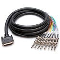 DA-88 8 TRS 1/4M-25 Pin Cable 6.6ft