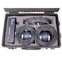 Datavideo 2 Camera GoKit - 2-Camera Remote Camera Kit with Controller Cables and Hand-Carry Case