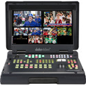 Datavideo HS-2200 6 Input HD Mobile Studio with HD-SDI and HDMI Inputs