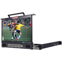 Datavideo TLM-170GM 17.3 Inch 3G-SDI 1RU Flip-Up